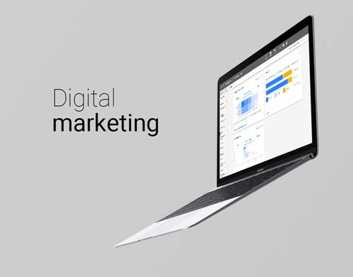 Digital marketing by DHMO