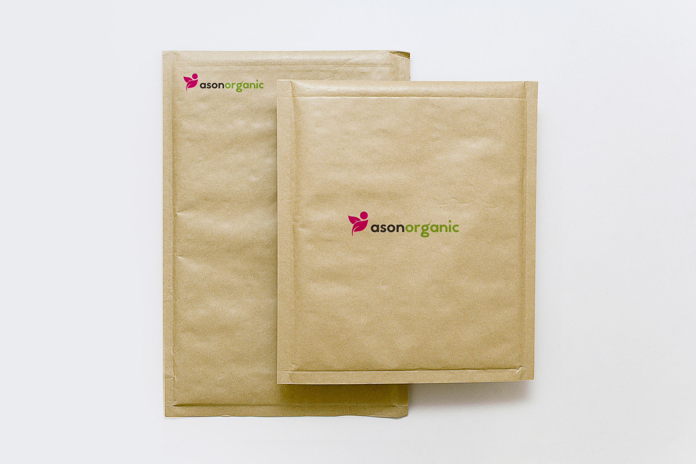 Asonorganic corporate design