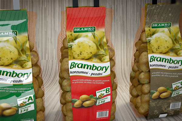 Bramko product packaging