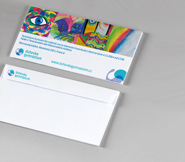Duhovka Group Corporate Identity