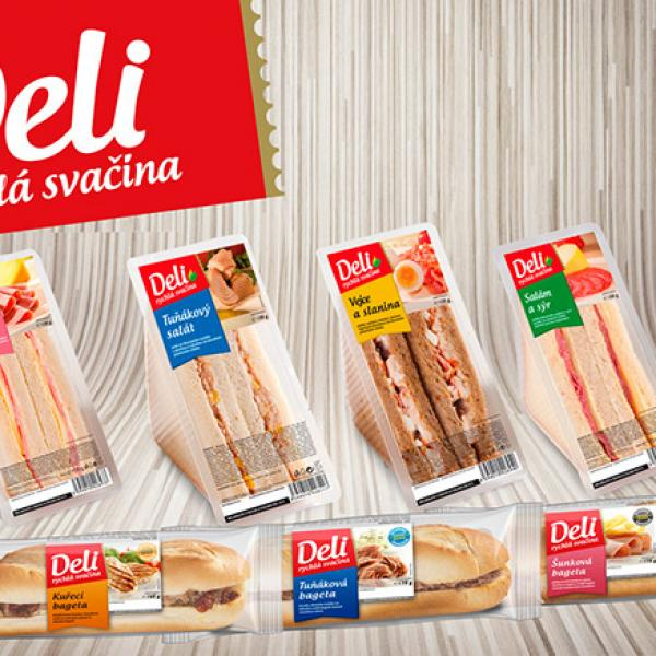 Crocodille - Deli Packaging