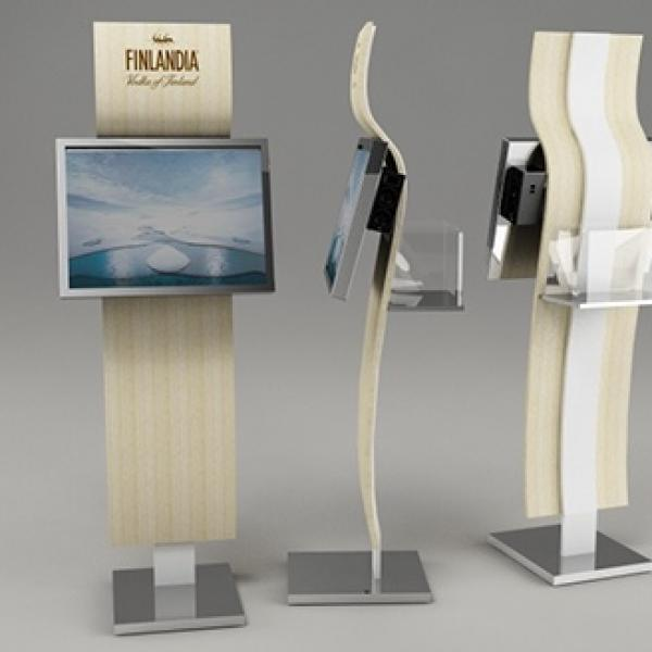 Finlandia - Display holder