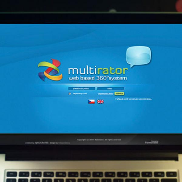 Multirator - Webdesign